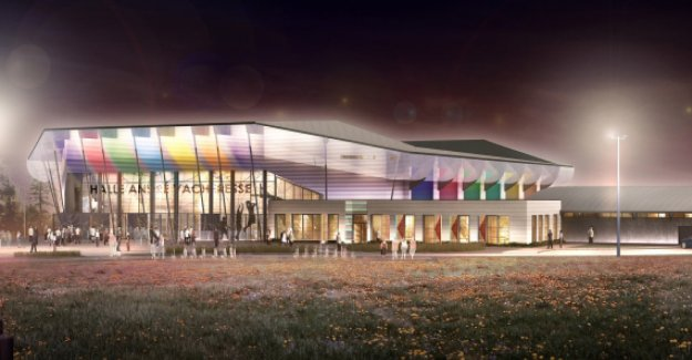 HIATUS - Halle des sports André Vacheresse Roanne