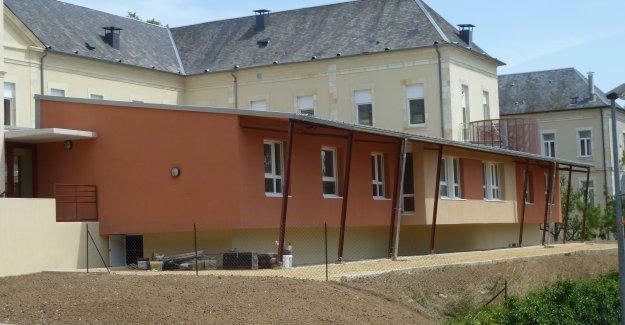 HIATUS - Centre Hospitalier Pierre Lôo à La Charité sur Loire