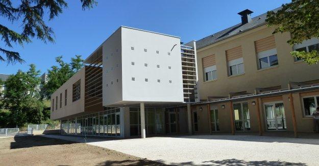 HIATUS architecte-Centre Hôspitalier Pierre Lôo à La Charité sur Loire
