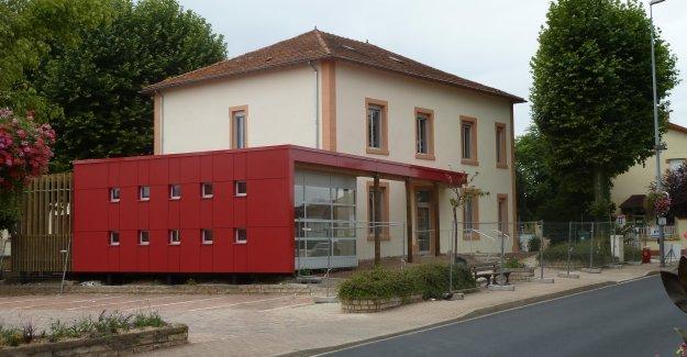 HIATUS architectes - EHPAD Le Coteau