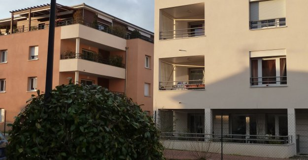 HIATUS  - Construction de 9 logements pour OPHEOR Rue Eucher Girardin à ROANNE