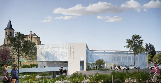 HIATUS architectes - Maison des Familles à Limonest